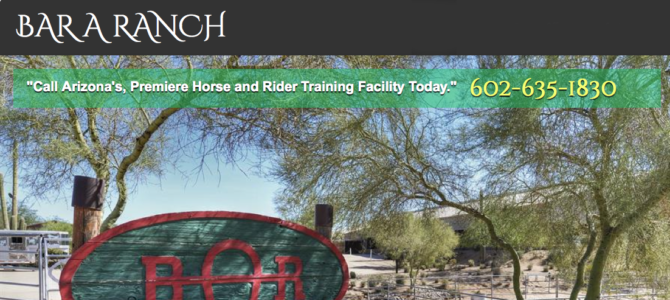 ADA March Schooling Show Ride Schedule