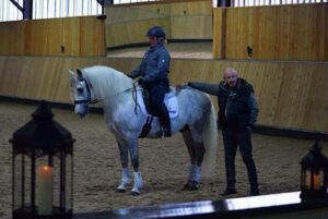 Andrew Murphy Dressage Clinic