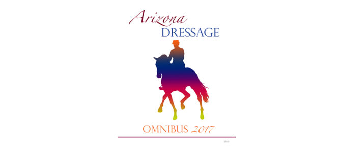 AZ Dressage Omnibus in Production for 2020!