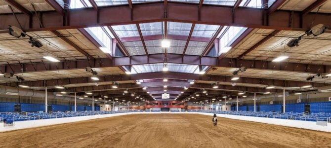 TWO NEW INDOOR WESTWORLD SHOWS!